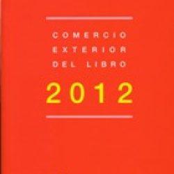 Comercio Exterior del Libro 2012