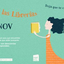 10 de noviembre, día de las librerias